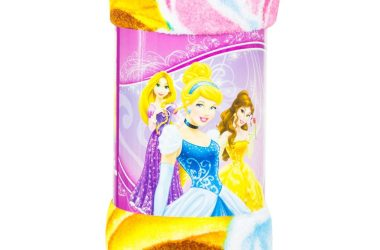 Disney Princess Fleecedeken rol