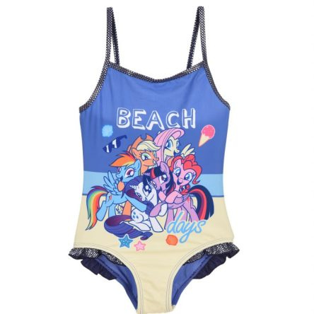 My Little Pony Badpak – Beach Days Blue