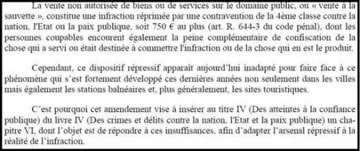 vente-a-la-sauvette_extrait-amendement-loppsi.1291102122.JPG