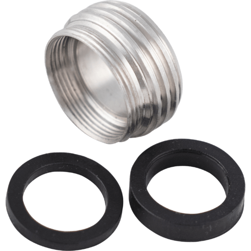 sink faucet adapter stainless