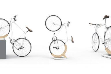 家族受け抜群、ロードバイクの室内保管にぴったりな変わり種スタンド 8選