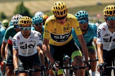 《ツール・ド・フランス》初心者は黄色いジャージを着た選手に注目!