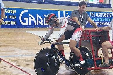 【現地レポート最終日】観客重視の演出、タイムテーブルが日本と大きく異なる…2017 UCIジュニアトラック世界選手権大会