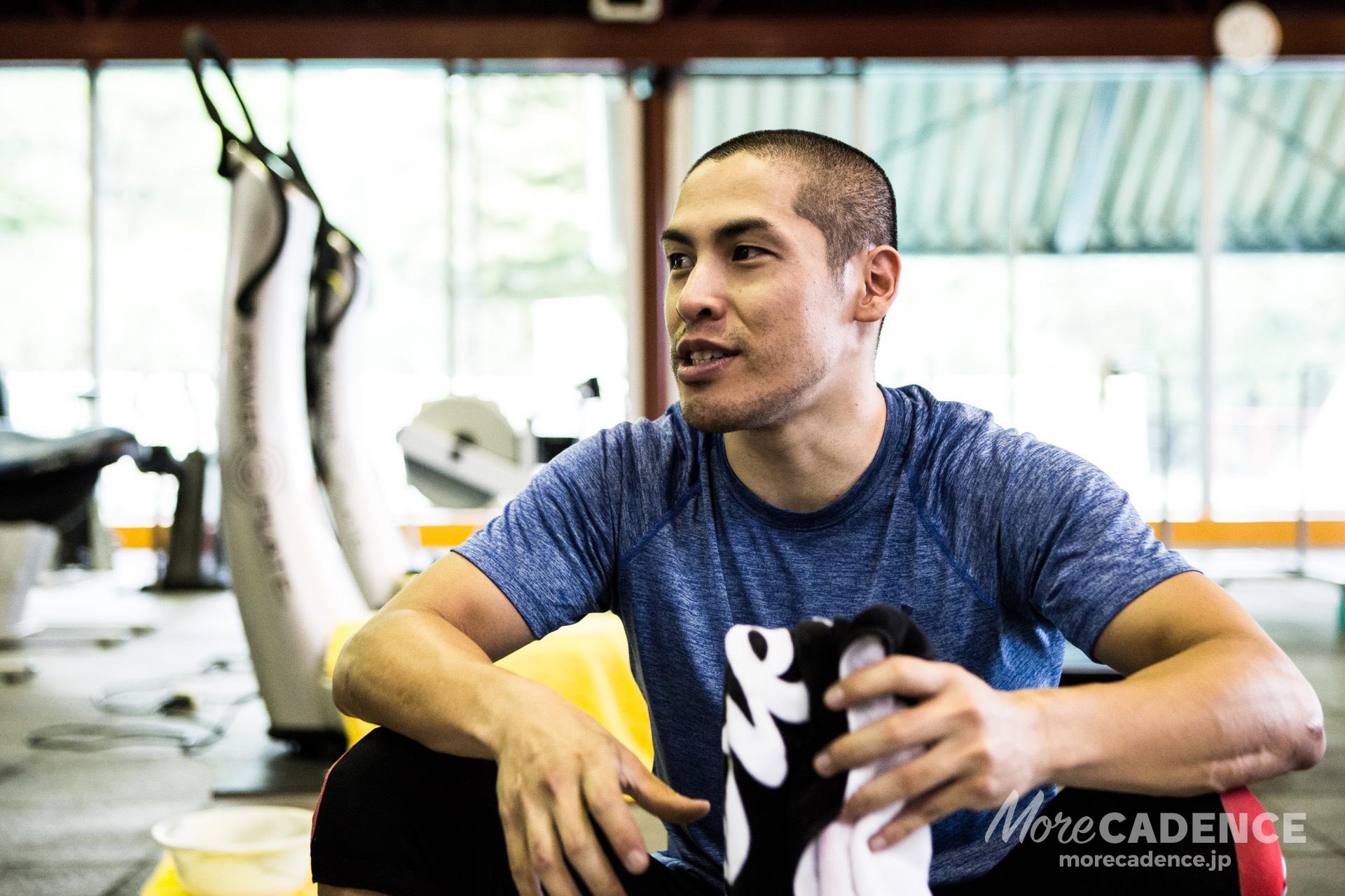河端朋之 Tomoyuki Kawabata