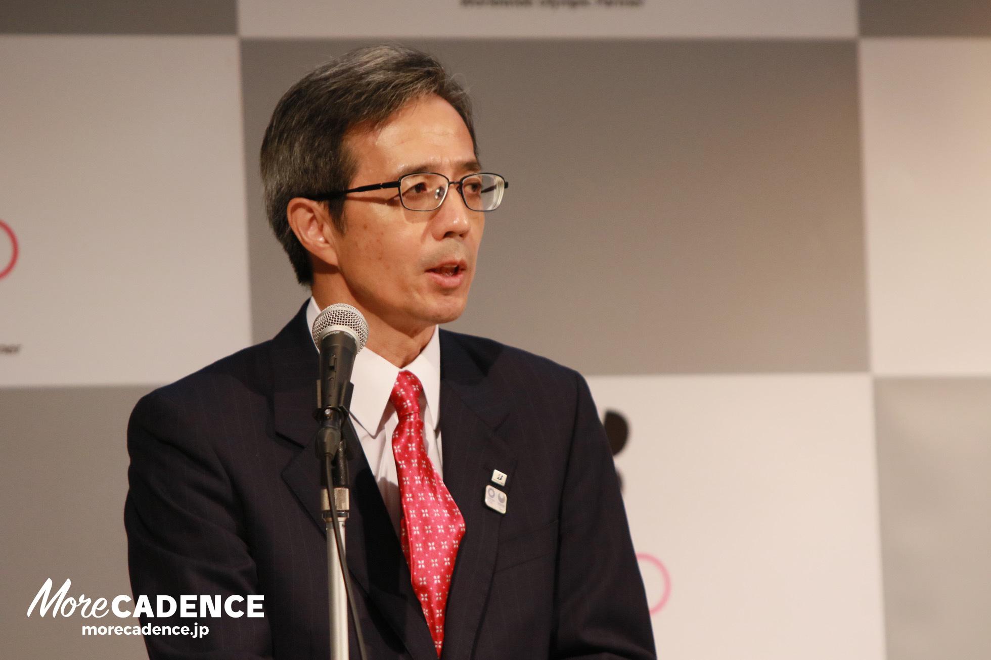 ブリヂストンサイクル株式会社代表取締役社長 関口匡一氏