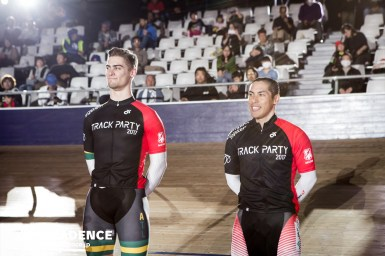 グレッツァー、デグレンデルら世界選手権のメダリストが多数出場の大事件!トラックパーティー2018 SPRING