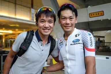 「ヨーロッパのレースを休んで参加した甲斐があった」新城幸也選手のコメント/香港チャレンジ