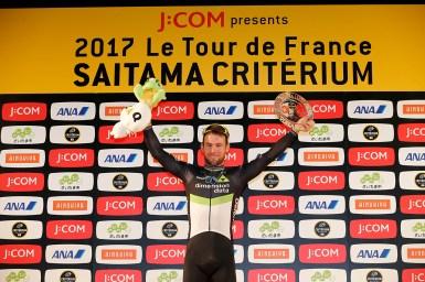 2018ツール・ド・フランスさいたまクリテリウムのコースは2017同様1周3km