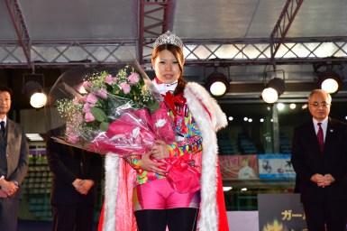 「5年間無駄じゃなかった」石井寛子がガールズグランプリ2017優勝/KEIRINグランプリ2017