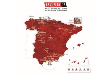 9年ぶりの個人TTスタート、ブエルタ・ア・エスパーニャ2018コース発表