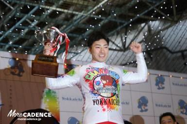 「強いだけでは勝てない」新田祐大グランプリ出場1番乗り!G1全日本選抜優勝