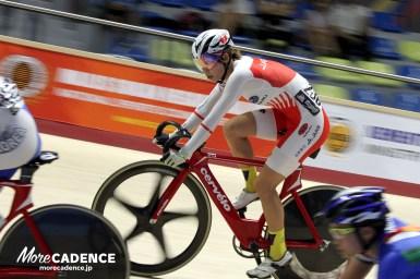橋下優弥4位、女子ポイントレースは開催国マレーシアの選手が優勝/アジア自転車競技選手権2018