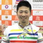 「世界選手権では1分フラットを狙う」深谷知広インタビュー/アジア選手権トラック2018