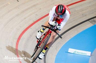 ダイガート世界記録を約2秒更新、橋本優弥は予選突破ならず・女子個人パシュート/トラック世界選手権2018