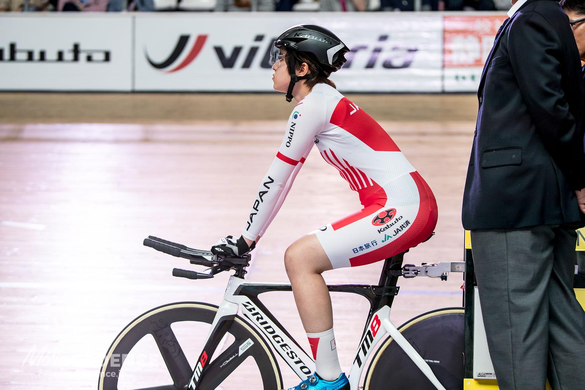 500m TT:藤田美穂