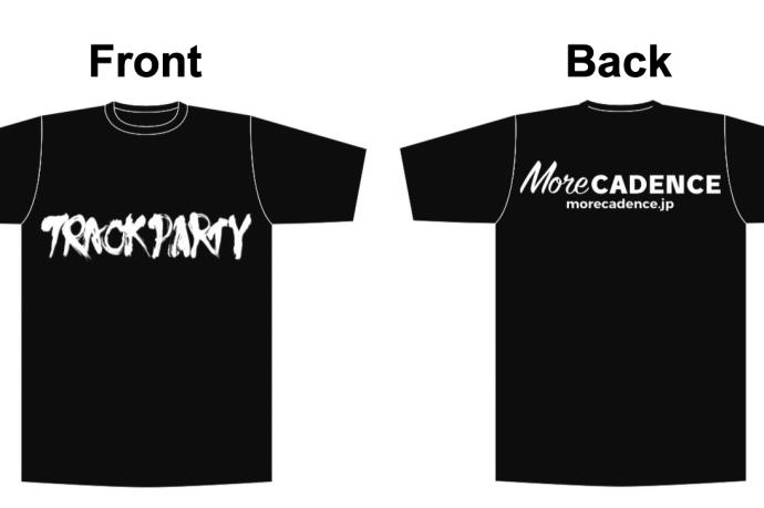 トラック・パーティー2018 記念デザインTシャツ