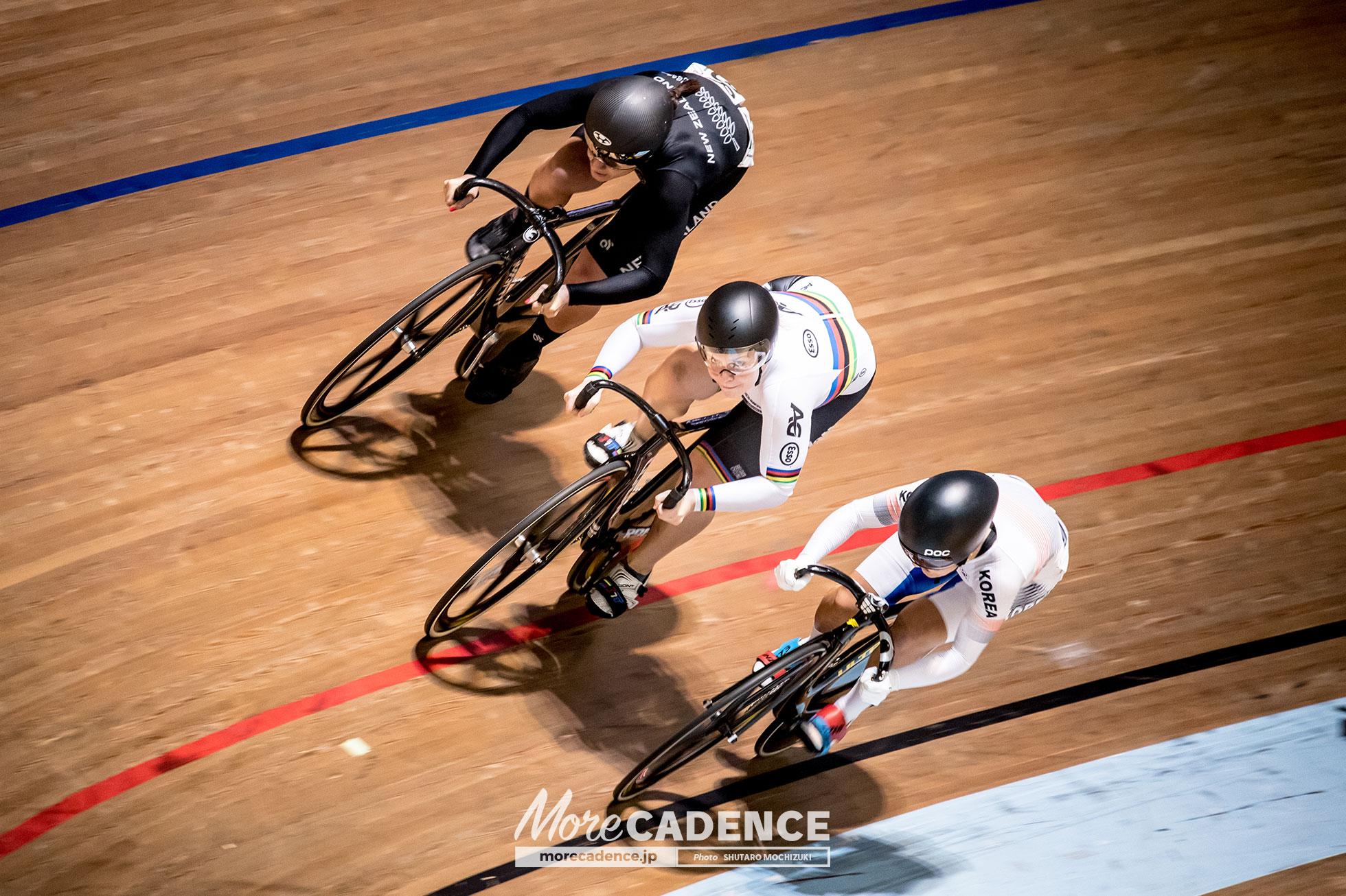 2018 Japan Track Cup 1 - WE Keirin 1st Round