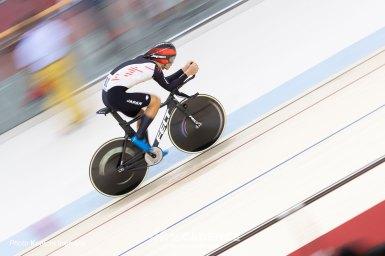 近谷涼が銀メダル・男子個人パシュート「今できることをすべて出し尽くした」/アジア大会2018