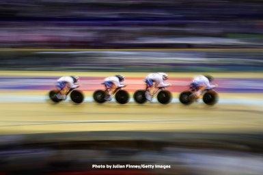 ビビアーニらイタリアが2年越しの金、女子は地元イギリス優勝・男女チームパシュート/UECトラックヨーロッパ選手権2018