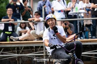 中村輪夢らが出場『BMXフリースタイル ジャパンカップ』第3戦が京都で開催