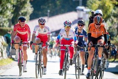 女子ジュニアロードはMTBチャンピオンが地元で勝利/ロード世界選手権2018