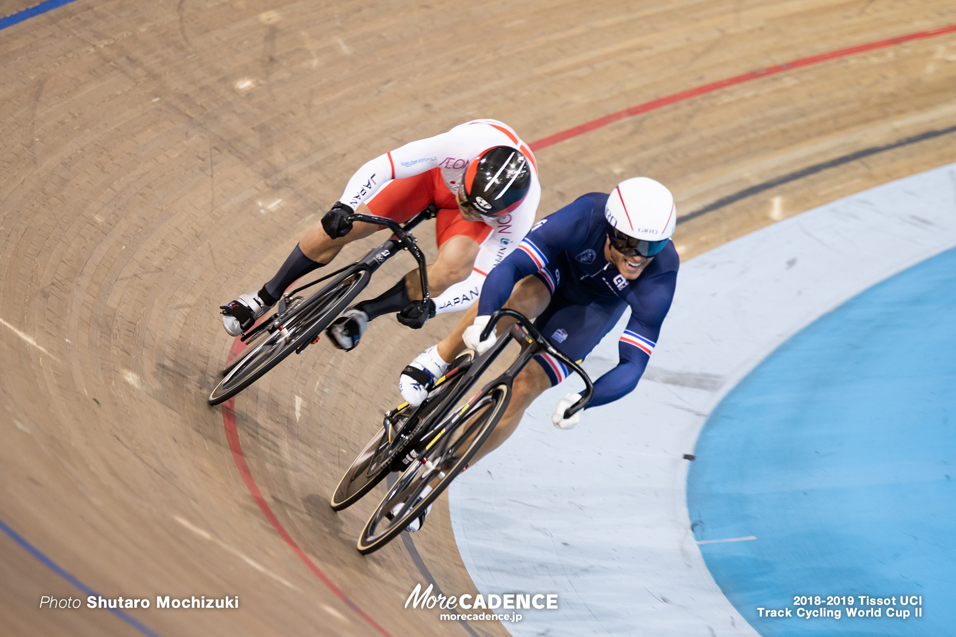 2018-2019 Tissot UCI Track Cycling World Cup II Men's Sprint 2nd Round