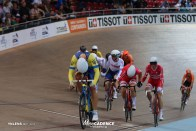 2018-2019 TRACK CYCLING WORLD CUP I Men's Madison