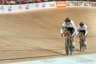 2018-2019 TRACK CYCLING WORLD CUP I Woen's Team Sprint