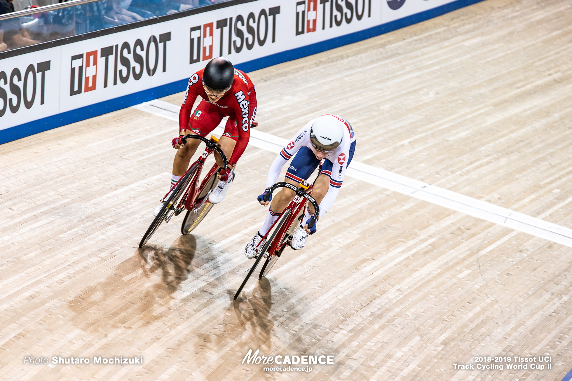 2018-2019 Tissot UCI Track Cycling World Cup II Women's Omnium I Elimination