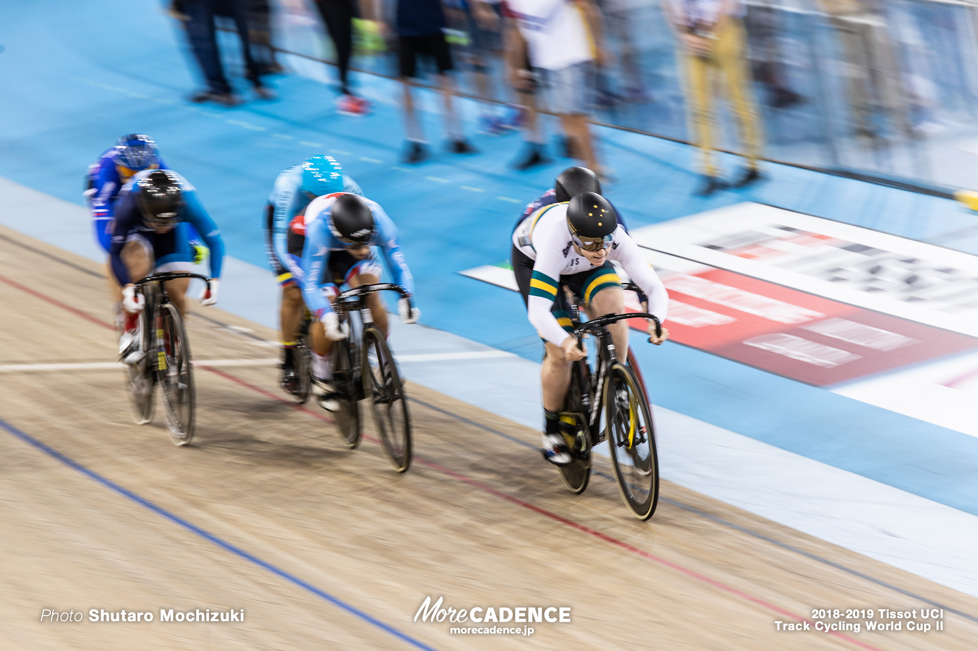 2018-2019 Tissot UCI Track Cycling World Cup II Women's Keirin 1st Round Rep