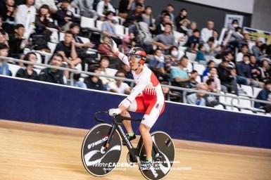 チームスプリントで日本ナショナルチームがBEAT Cycling Clubを下す/トラックパーティー2018 in AUTUMN
