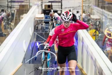 デビュー直前、山口伊吹らエキシビションレース開催/116期高松宮記念杯競輪【GⅠ】GIRL'S KEIRIN NEWCOMER RACE