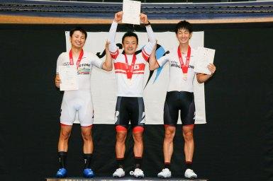 窪木一茂が全日本タイトル6冠、チームパシュートでオリンピック出場も狙う/2018全日本選手権オムニアム・男子エリート