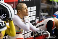 2018-2019 Tissot UCI Track Cycling World Cup II Men's Keirin First Round Repechage