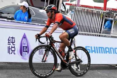 ステージ4・クイーンステージも無事完走/Team ユキヤ通信 2018 №50 Tour of Guangxi (2.UWT)