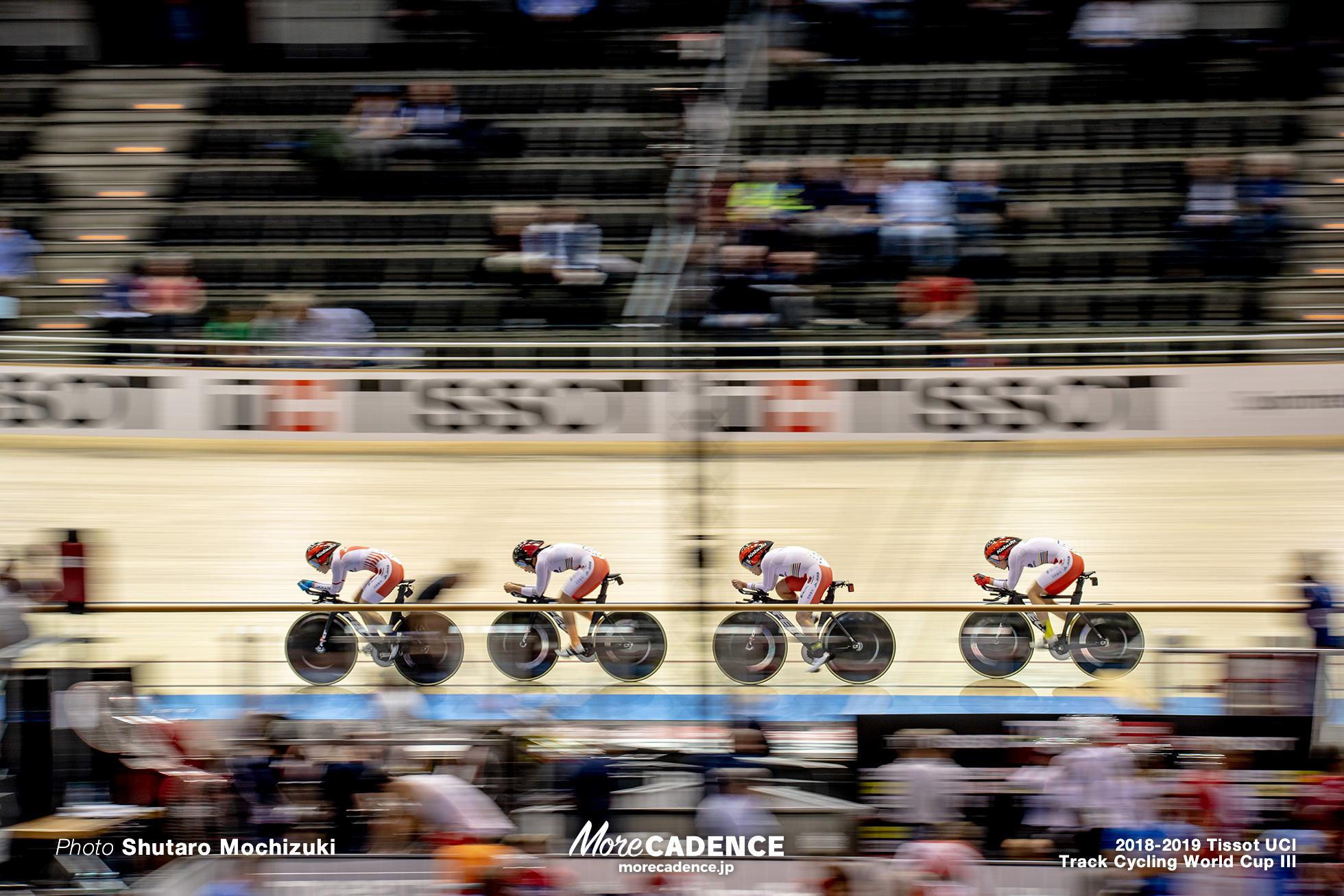 Japan/Women's Team Purusuit/2018-2019 Track Cycling World Cup III Berlin