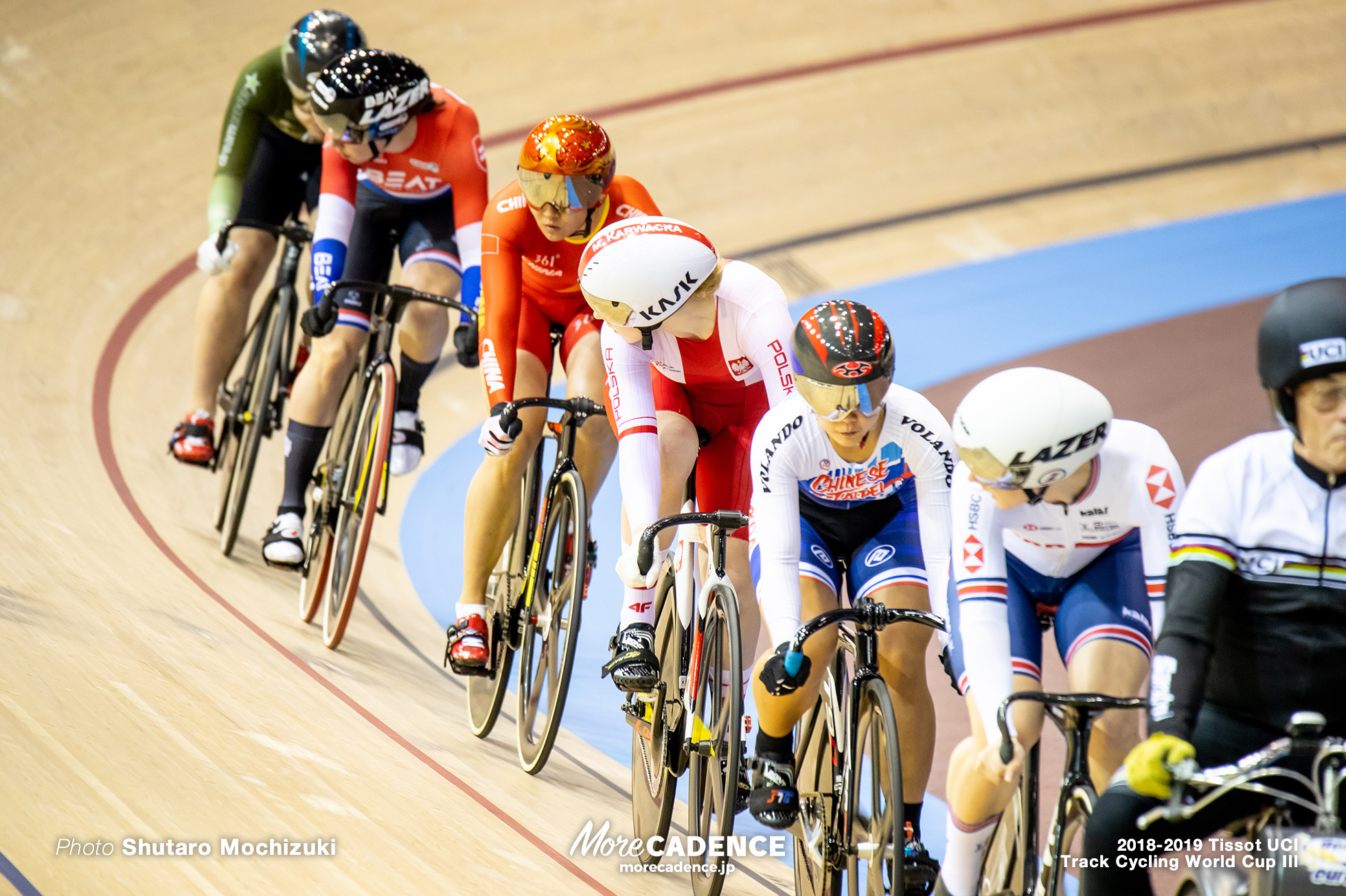 Women's Keirin/2018-2019 Track Cycling World Cup III Berlin