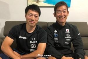 新田祐大&脇本雄太『KEIRINグランプリ2018前夜祭』マイアミ生中継の裏側