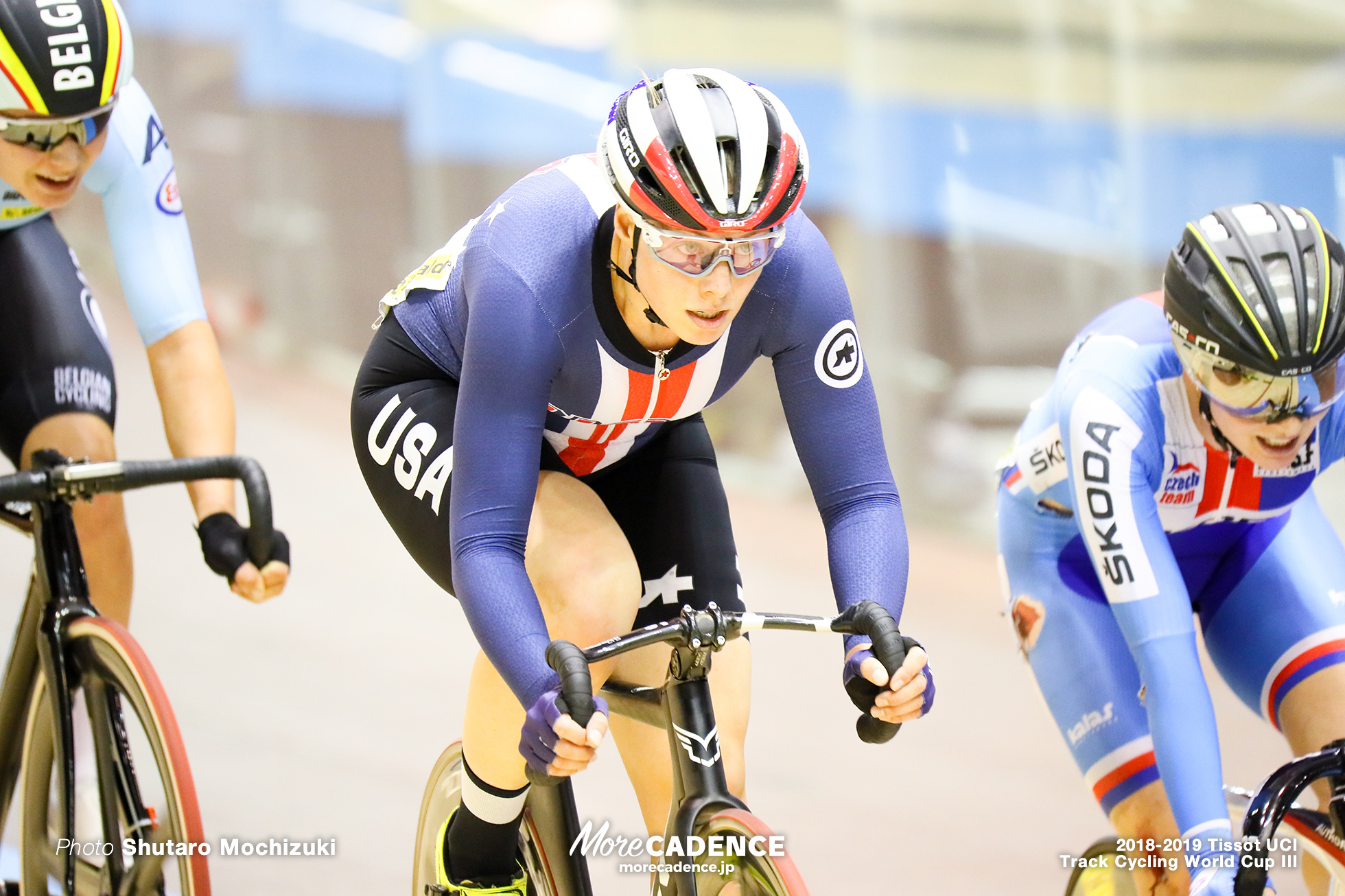 Women's Madison/Final/2018-2019 Track Cycling World Cup III Berlin