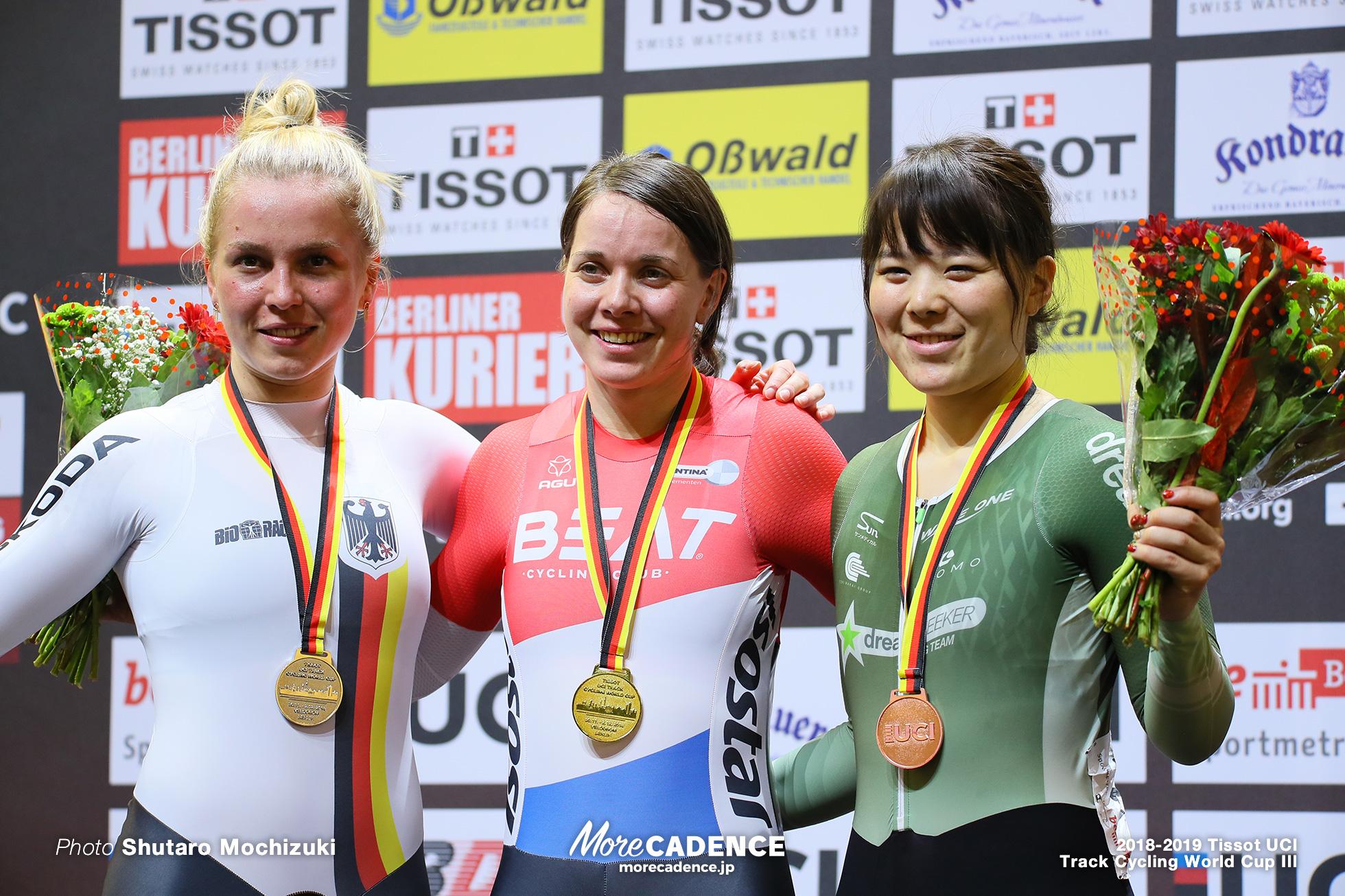 Laurine van Riessen, Emma Heinze, Yuka Kobayashi