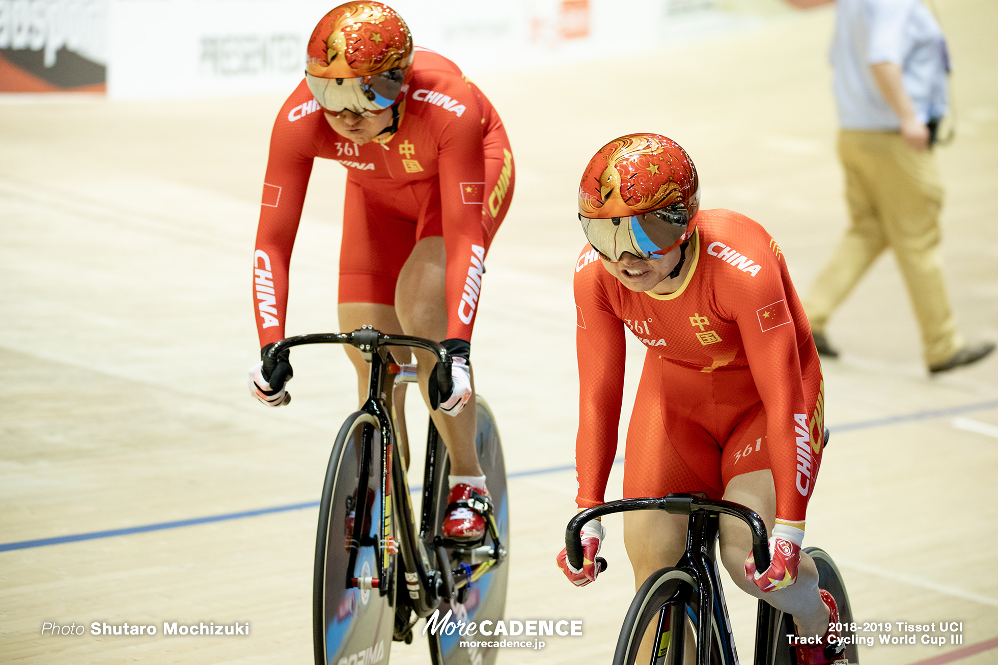 Women's Team Sprint/2018-2019 Track Cycling World Cup III Berlin