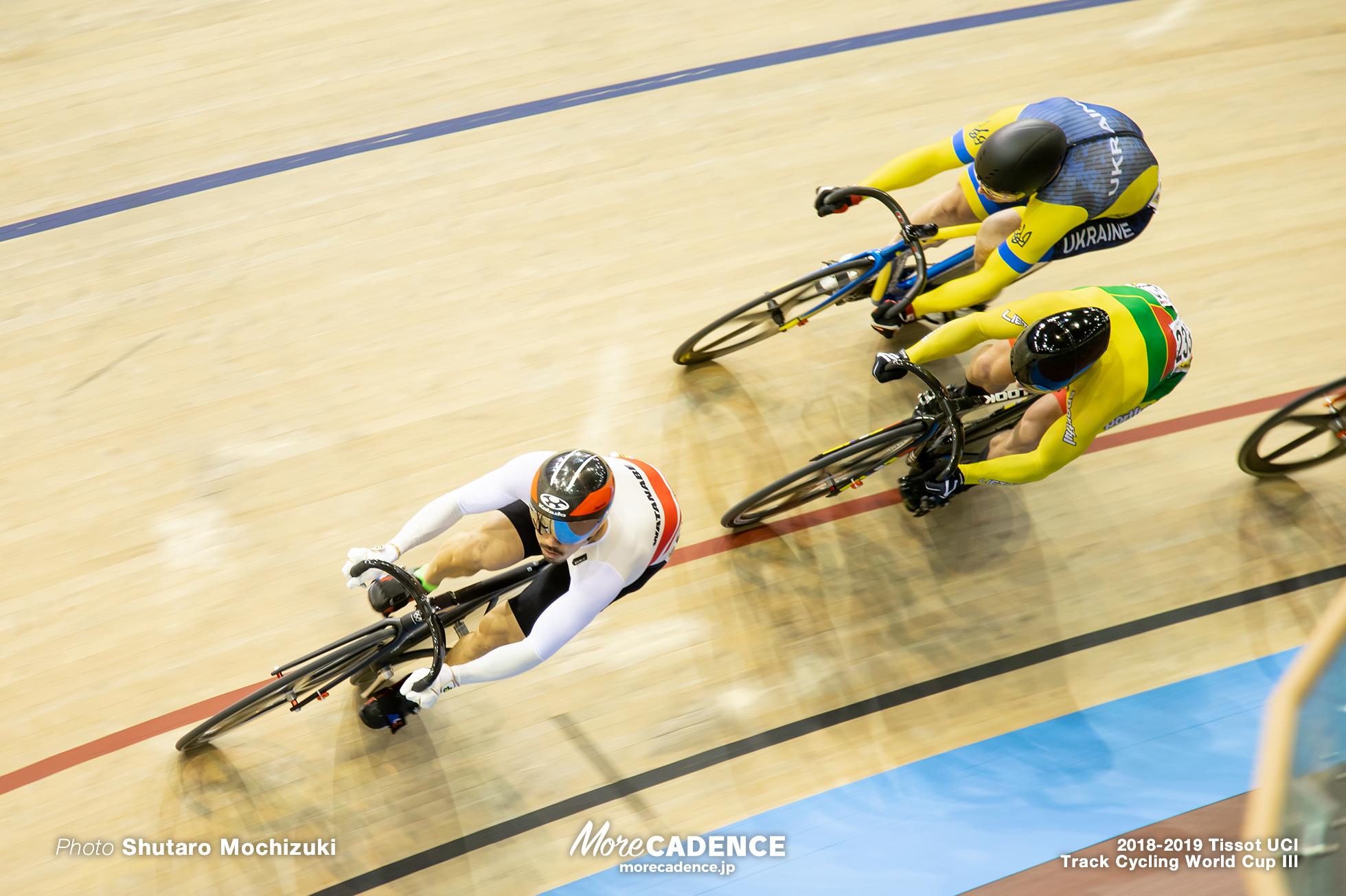 Men's Keirin/2018-2019 Track Cycling World Cup III Berlin