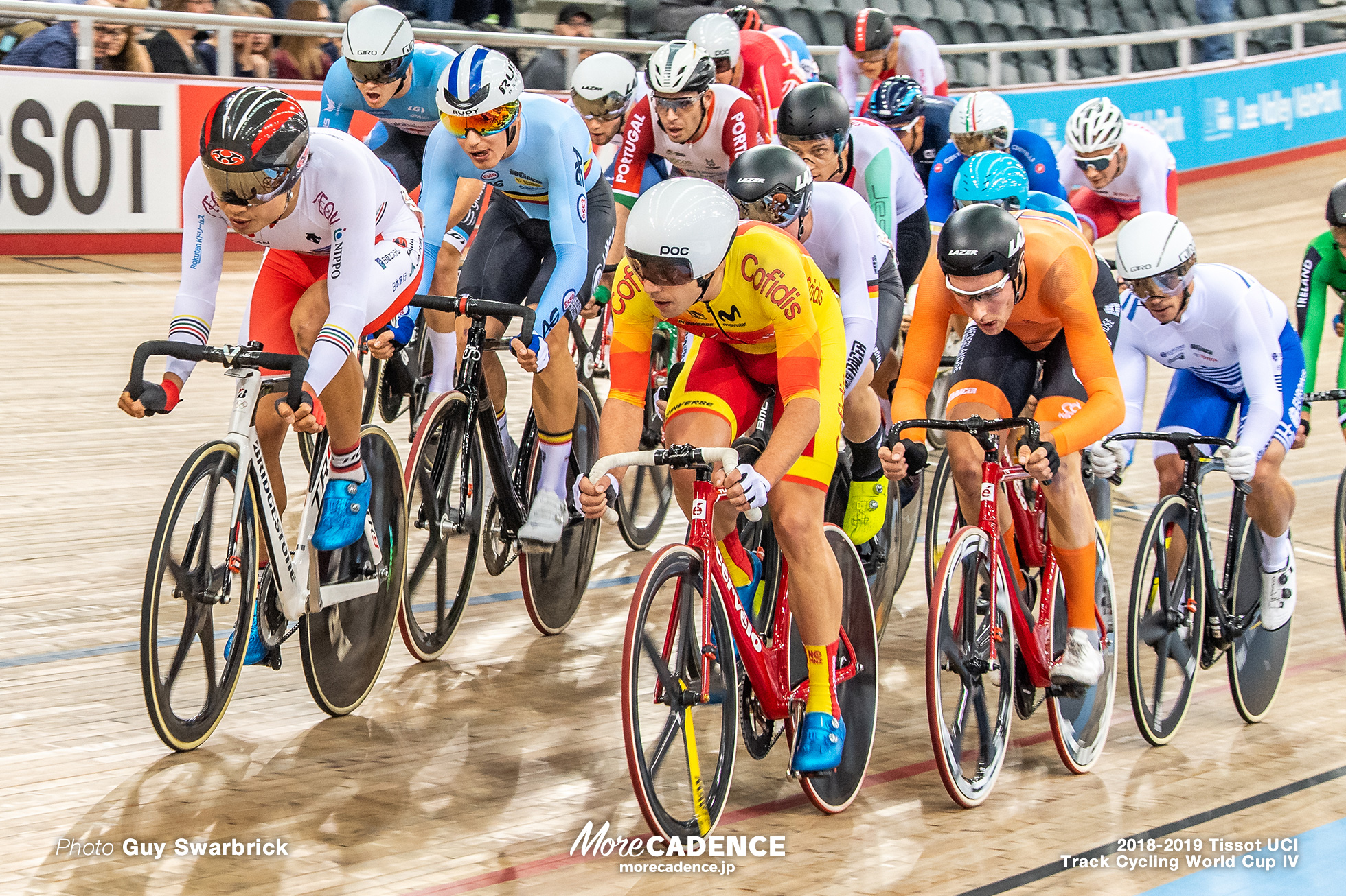 Men's Omnium/Final/2018-2019 Track Cycling World Cup IV London