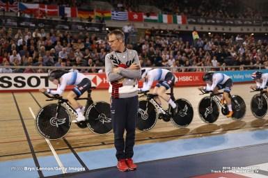 無敵イギリスが観客を魅了!アメリカをラップし完全勝利/女子チームパシュート・2018-2019トラックワールドカップ第4戦