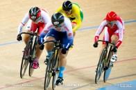 1st Round / Women's Keirin / Track Cycling World Cup VI / Hong-Kong