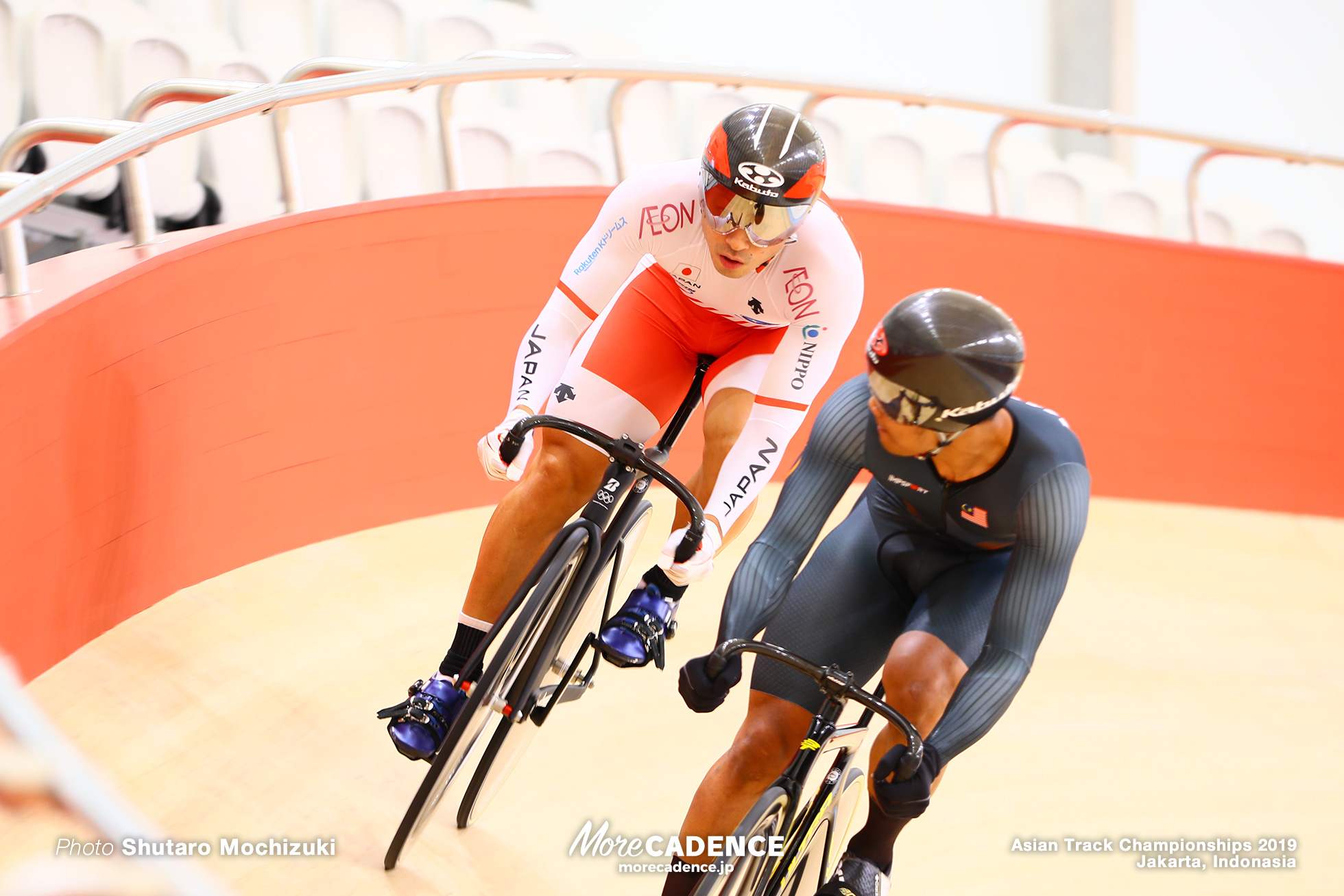 1/8 Final / Men's Elite Sprint / Asian Championships Track 2019 Jakarta