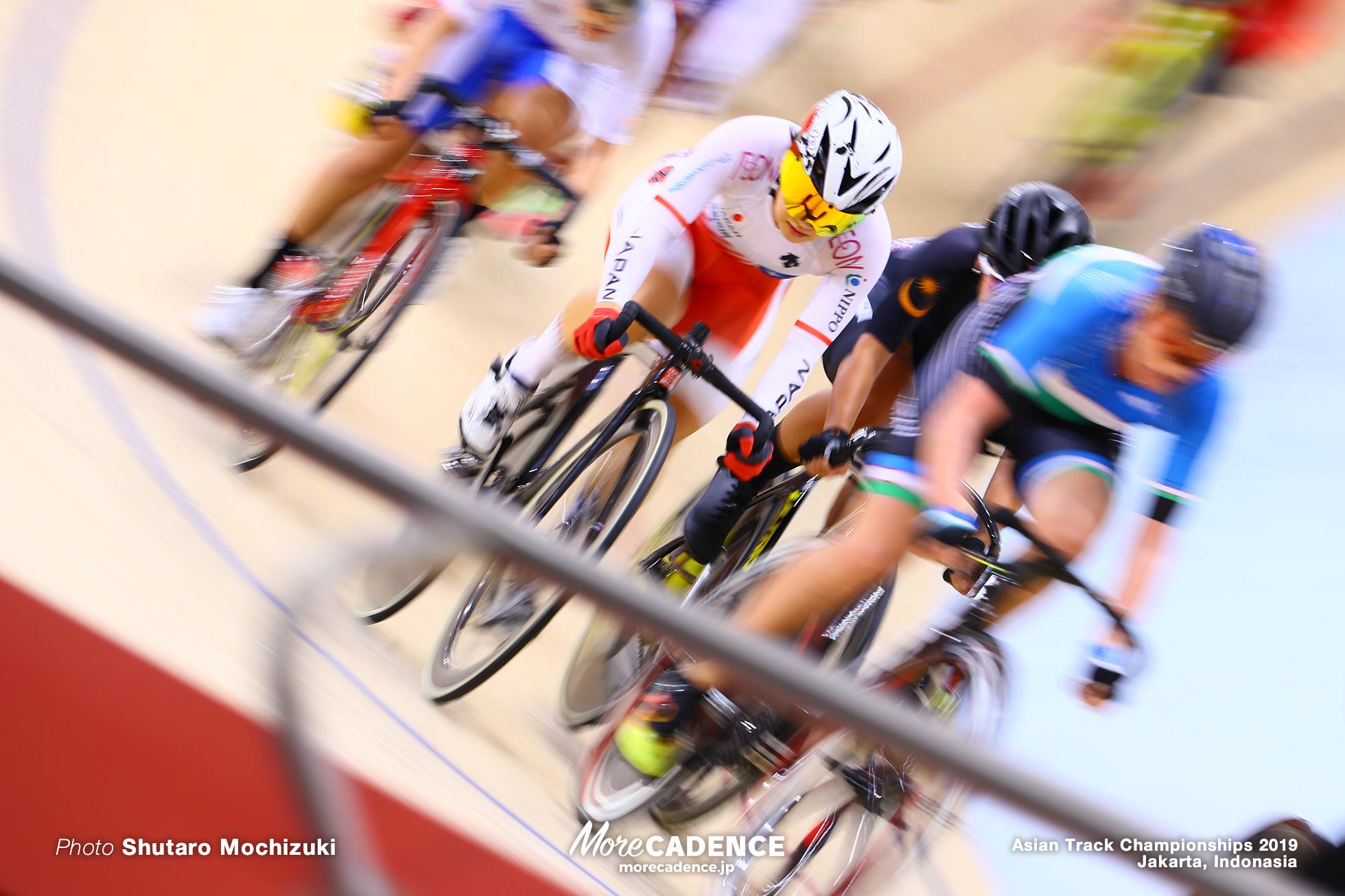 Point Race / Women's Elite Omnium / Asian Championships Track 2019 Jakarta
