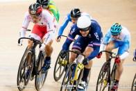 1st Round / Men's Keirin / Track Cycling World Cup VI / Hong-Kong