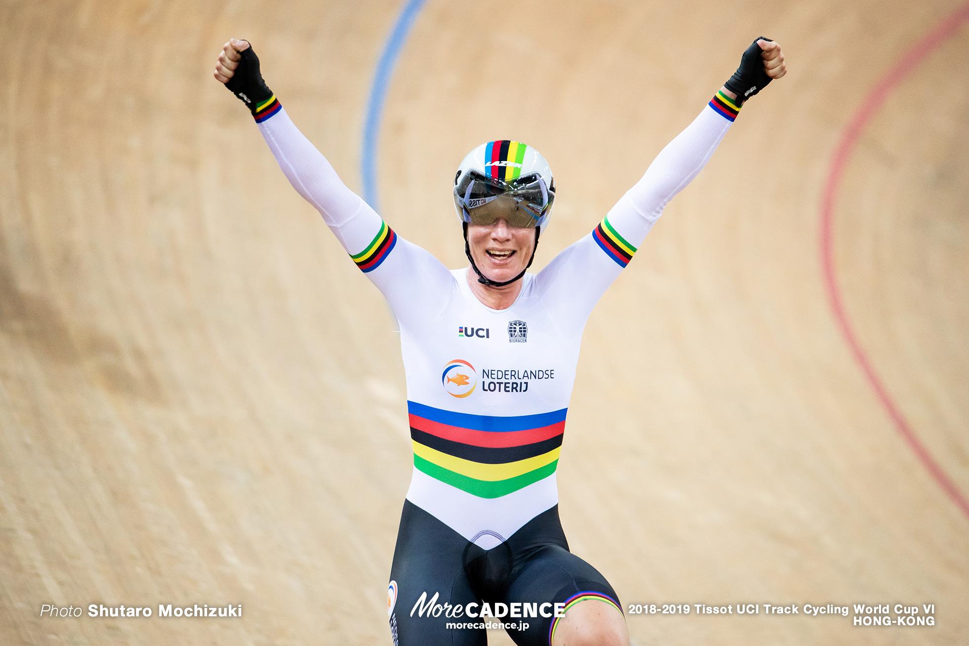 Women's Omnium / Track Cycling World Cup VI / Hong-Kong