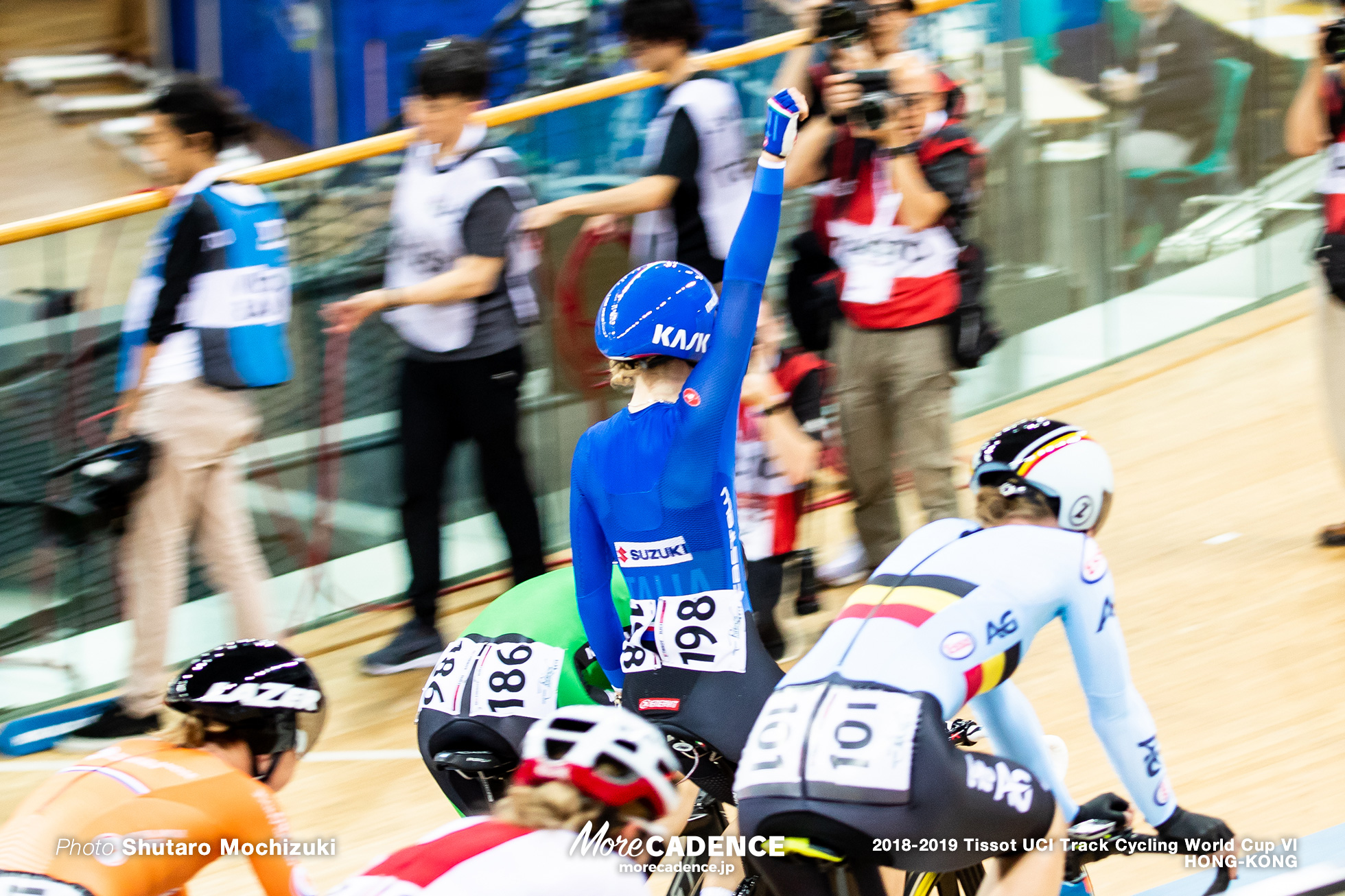Women's Scratch Race / Track Cycling World Cup VI / Hong-KongOmnium / Track Cycling World Cup VI / Hong-Kong